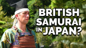 British Samurai in Japan